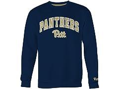 Pitt Men's Crew Sweatshirt