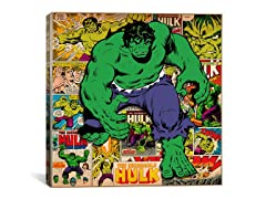 Hulk on Hulk Covers & Panels Square