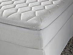 "12"" Reversible Top Memory Foam Mattress - King"