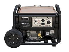 Duracell 3,500-Watt Gas Generator
