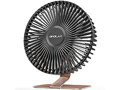 OPOLAR 6 Inch USB Powered Fan, 4 speeds