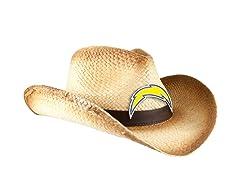 NFL Cowboy Hat - Chargers