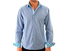 Lucky Luciano Madison Slim Fit Casual Shirt