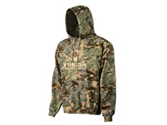 Yukon Outfitters Camo Hoodie (M or XL)