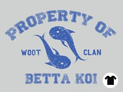 Property of Betta Koi