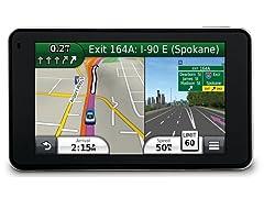 """Garmin 4.3"""" GPS w/ Lifetime Maps"""