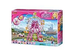 Sluban Kids Girls Dream Ferris Wheel