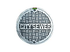 Rubie's TMNT Sewer Cover Shield, Adult