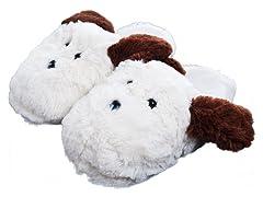 Cuddlee Slippers - Puppy