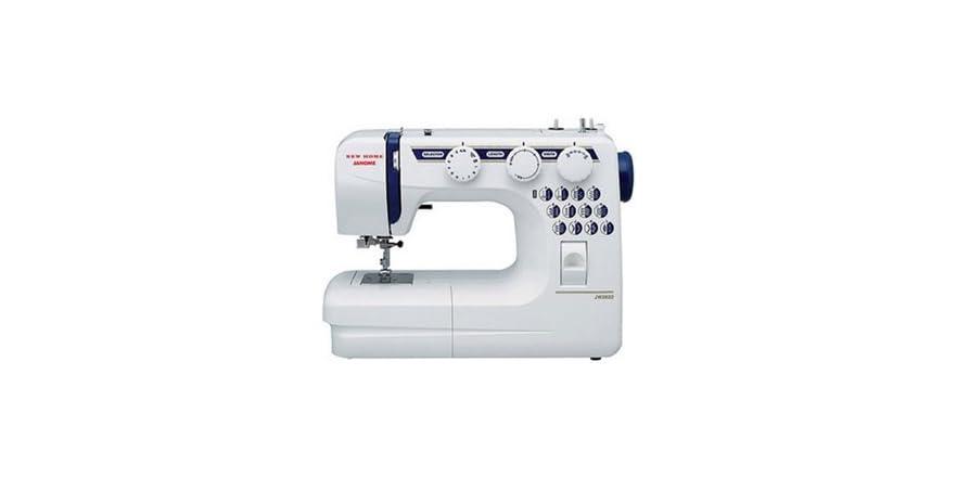 janome basic sewing machine