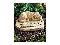 Pet Memorial Stone - Dog