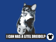 I Can Has Dreidel?