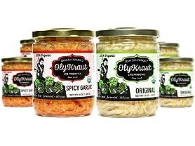 OlyKraut Gourmet Sauerkraut Duo (6)