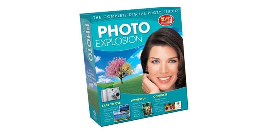 Nova Photo Explosion Image Template File (.UPX)