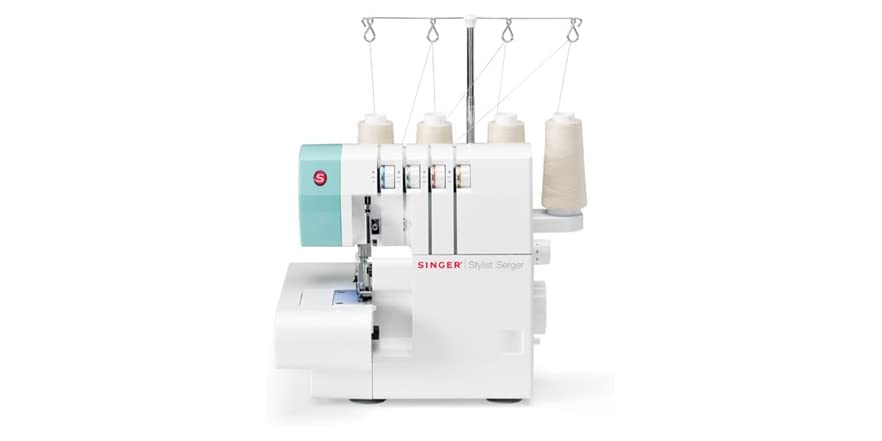 sewing machine and serger