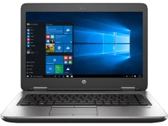 HP ProBook 640 G2 512GB Notebook