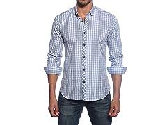Jared Lang Dress Shirt, Light Blue