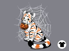 Halloween Candy Tiger