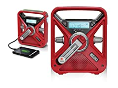 Eton ARCFRX3+WXR All Hazard Radio 2-Pack