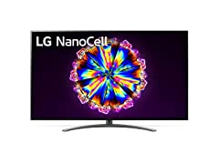 "LG NanoCell 91 Series 2020 65"" Class 4K Smart UHD TV"