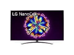 """LG NanoCell 91 Series 2020 75"""" Class 4K Smart UHD TV"""