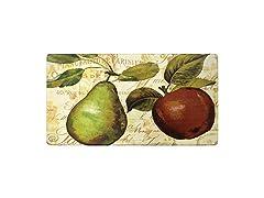 Green Pear Oversized Mat