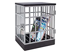 Phone Jail with Padlock and Keys
