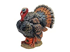 North American Turkey Statue