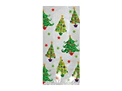 Christmas Tree Multicolored Plastic…