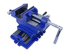 "Yost 4"" Light Duty Cross Slide Vise"