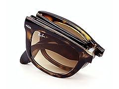 Ray-Ban Unisex Wayfarer Fold Sunglasses