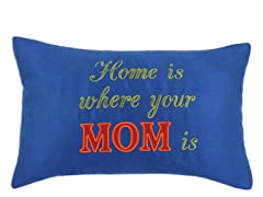 12.5x19 Home is where your MOM is
