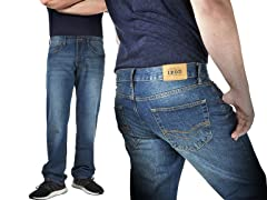 IZOD Men's Rigid Jeans