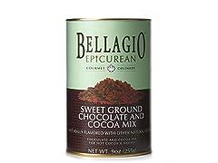 Bellagio Sweet Ground Chocoate Powder