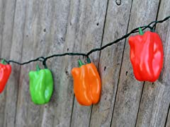Pepper String Lights- 10 Count