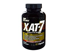 XAT-7 Fat Burner Extreme, 80ct