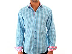Lucky Luciano Bethany Slim Fit Casual Shirt