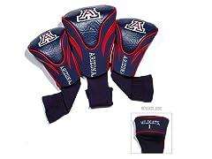 NCAA Golf Headcovers 3-Pack
