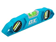 "OX Tools 9"" Pro Torpedo Level"