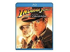 Indiana Jones & The Last Crusade [Blu-ray]