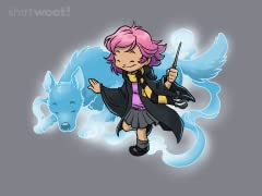 A Patronus for Tonks