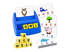 Little Treasures Matching Letter Game