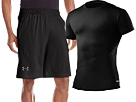 Under Armour Tees and Shorts
