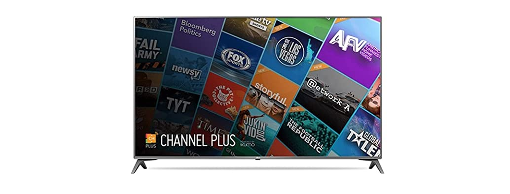 LG 55 inch 4K 60HZ UHD Smart LED TV
