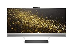 "HP ENVY 34"" Curved WQHD Display"