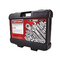 Deals on Craftsman 9-33137 137-Piece Mechanic's Tool Set