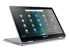 """Samsung 12.2"""" FHD Touch Chromebook Plus"""