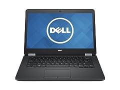 """Dell Latitude E5470 14"""" HD Business Notebook"""