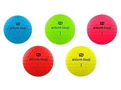 Wilson Staff Duo Optix Golf Balls/ 1 Doz