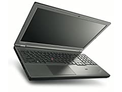 "Lenovo Thinkpad T540P 15.6"" 240GB Laptop"